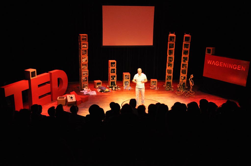 Het verhaal van Huis van Overvloed op TEDxWageningen